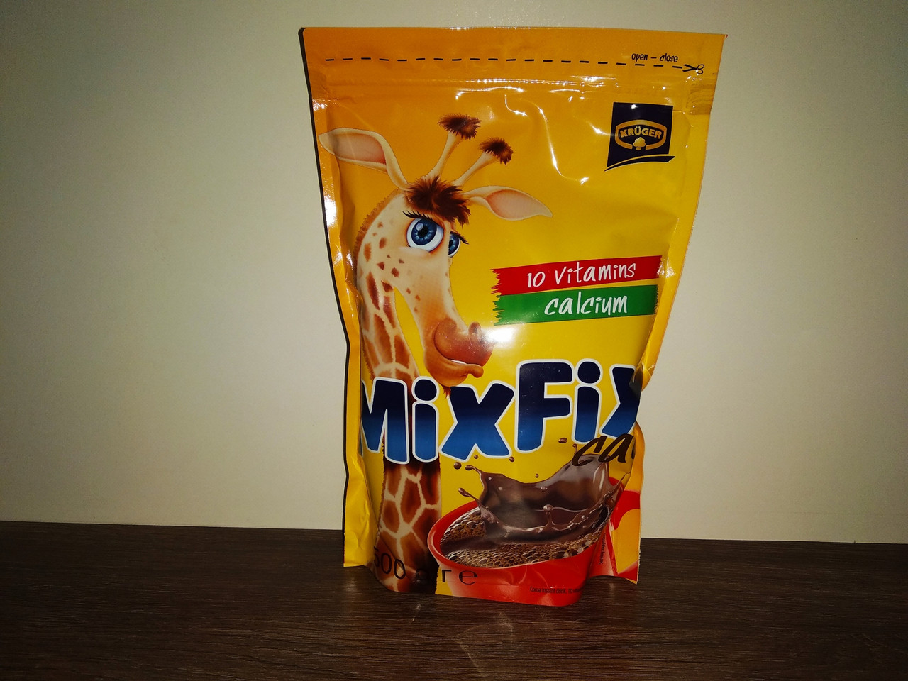 Дитячий напій Mix Fix 500 гр.