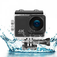 Водонепроницаемая экшн камера Action Camera DVR Sport S2 4K
