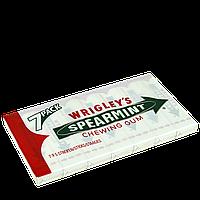 "Жвачка ""Wrigley's Spearmint"" 7-Stick Slim Packs 91г (1ящ/14шт)"