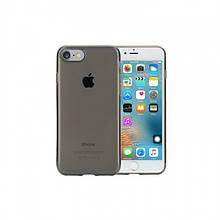 Tpu Чехол Rock Slim Jacket Для Apple Iphone 7 Plus / 8 Plus Black