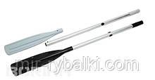 Весла разборные на лопатке (лопатка 600 x 125 мм) 2шт