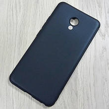 Силиконовый Чехол Hoco Fascination Black Для Meizu M5S