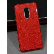 Силиконовый Чехол Tpu Shine Для Xiaomi Redmi 5 Red