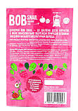 Пастила Яблоко-Малина  Равлик Боб без сахара Bob Snail , 120 г, в упаковке 12 конфет в виде спирали, фото 2
