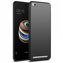 Силиконовый Чехол Для Xiaomi Redmi 5A Black