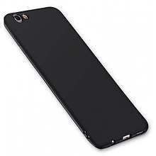 Силиконовый Чехол Для Xiaomi Redmi 5A Note Black