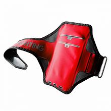 "Спортивный Чехол На Руку Baseus Move Armband 5"" Red"