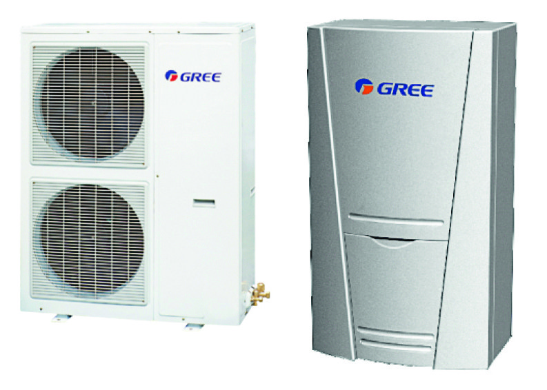 Трифазний тепловий насос Versati GRS-CQ16Pd/Na-M (16 кВт)