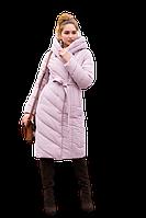 Модный пуховик пальто  Виоланта размер 48, Nui Very зима 2020, Украина