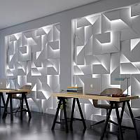 Гипсовые световые LED-панели Квест Texturo™