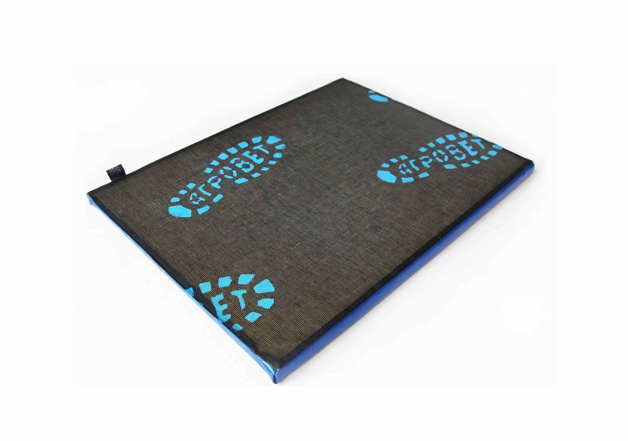 Дезинфекционный коврик 50х65х3 см «Эконом класс»