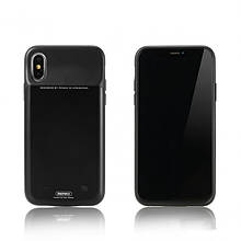 Чехол c Powerbank Remax Penen Series Pn-04 Для Iphone X 3200Mah Black