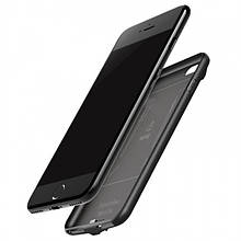 Чехол c Powerbank Baseus Plaid Backpack 2500Mah Для Iphone 7/8 Black
