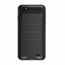 Чехол c Powerbank Baseus Plaid Backpack Power Bank Case 3650Mah Для Iphone 8 Plus/7 Plus Black