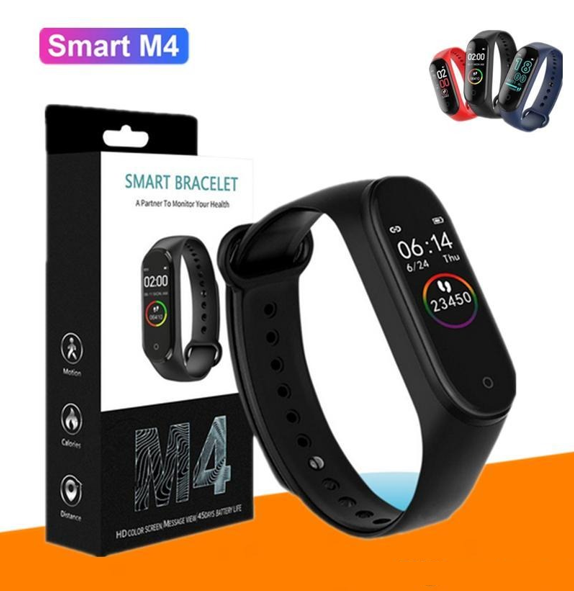Фітнес-браслет Smart Band M4, Фітнес-браслетМі4