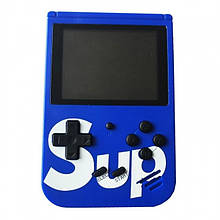 Портативная Приставка Retro Fc Game Box Sup Dendy 400In1 Blue