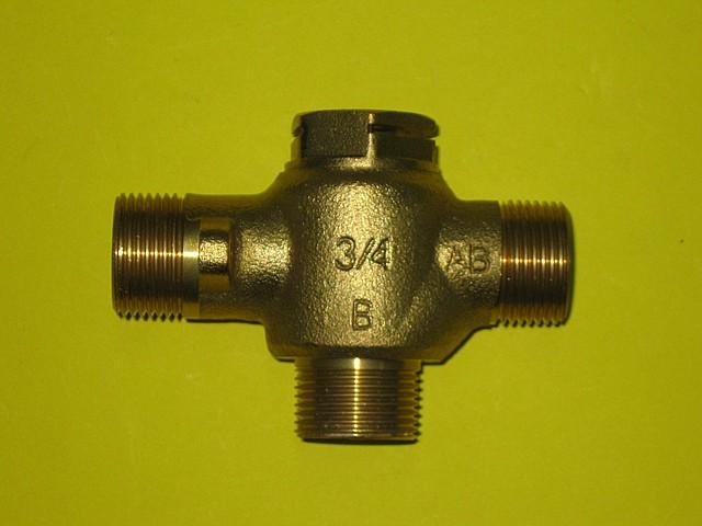 Трехходовой клапан 3300400016 Solly Comfort