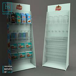 Рекламные 🛒 напольные стойки для шоколада