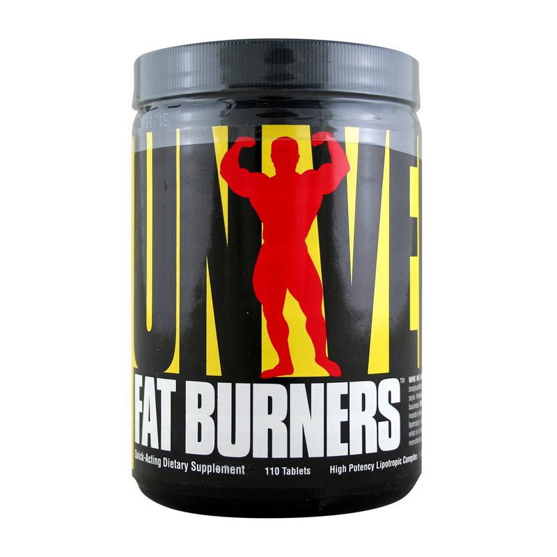 Fat Burners (110 tabs) Universal