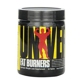 Fat Burners (55 tabs) Universal