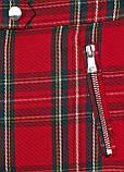 Красные демисезонные зауженные брюки H&M, фото 2