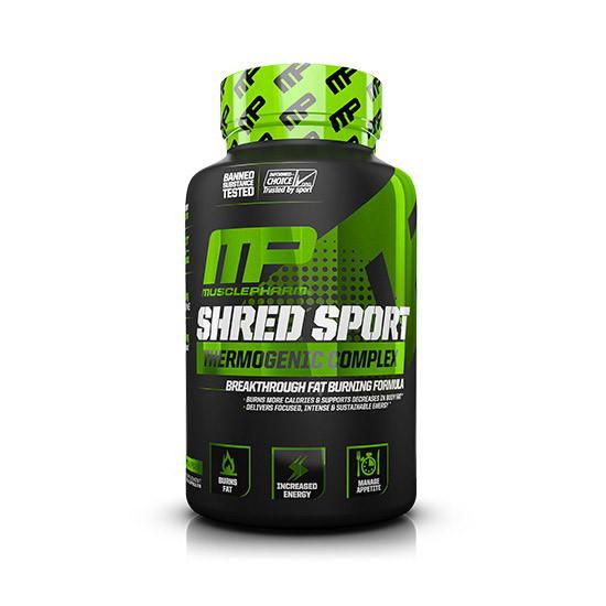 Shred Sport (60 cap) Muscle Pharm