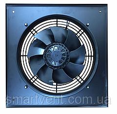 Вентилятор осьовий Турбовент Сигма 200 з фланцем