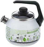 Как очистить эмалированный чайник от накипи самостоятельно