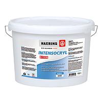 Фарба акрилатна матова фасадна Haering Intensocryl D 1170 - белая - 10 л