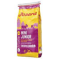 Josera (Йозера) Mini Junior сухой корм для щенков мелких пород (15 кг)