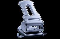 Дырокол металлический  до 70 л  205х112х185 мм