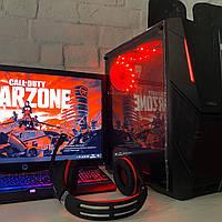 Игровой компьютер Ryzen 3 3200G RAM + RAM 8Gb DDR4 + SSD 240Gb