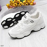 Кроссовки с цветным принтом, фото 1