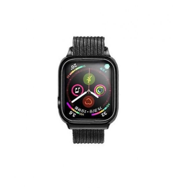 Ремешок Usams Us-Zb068 Magnetic Loop Для Apple Watch Series 1/2/3/4 (42/44Mm) Black