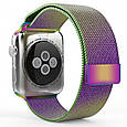 Ремешок Milanese Loop (Миланская Петля) Для Apple Watch 42Mm/44Mm Colorful, фото 2