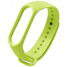 Ремешок Для Фитнесс Браслета Xiaomi Mi Band 3/4 Green