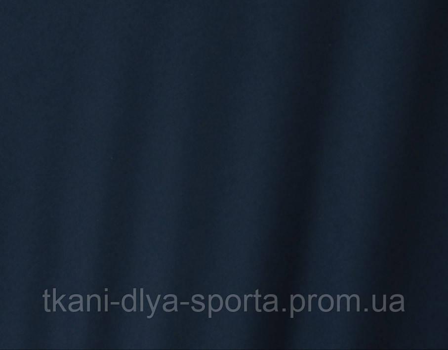 Термоткань темно-синяя  (бифлекс с начесом)