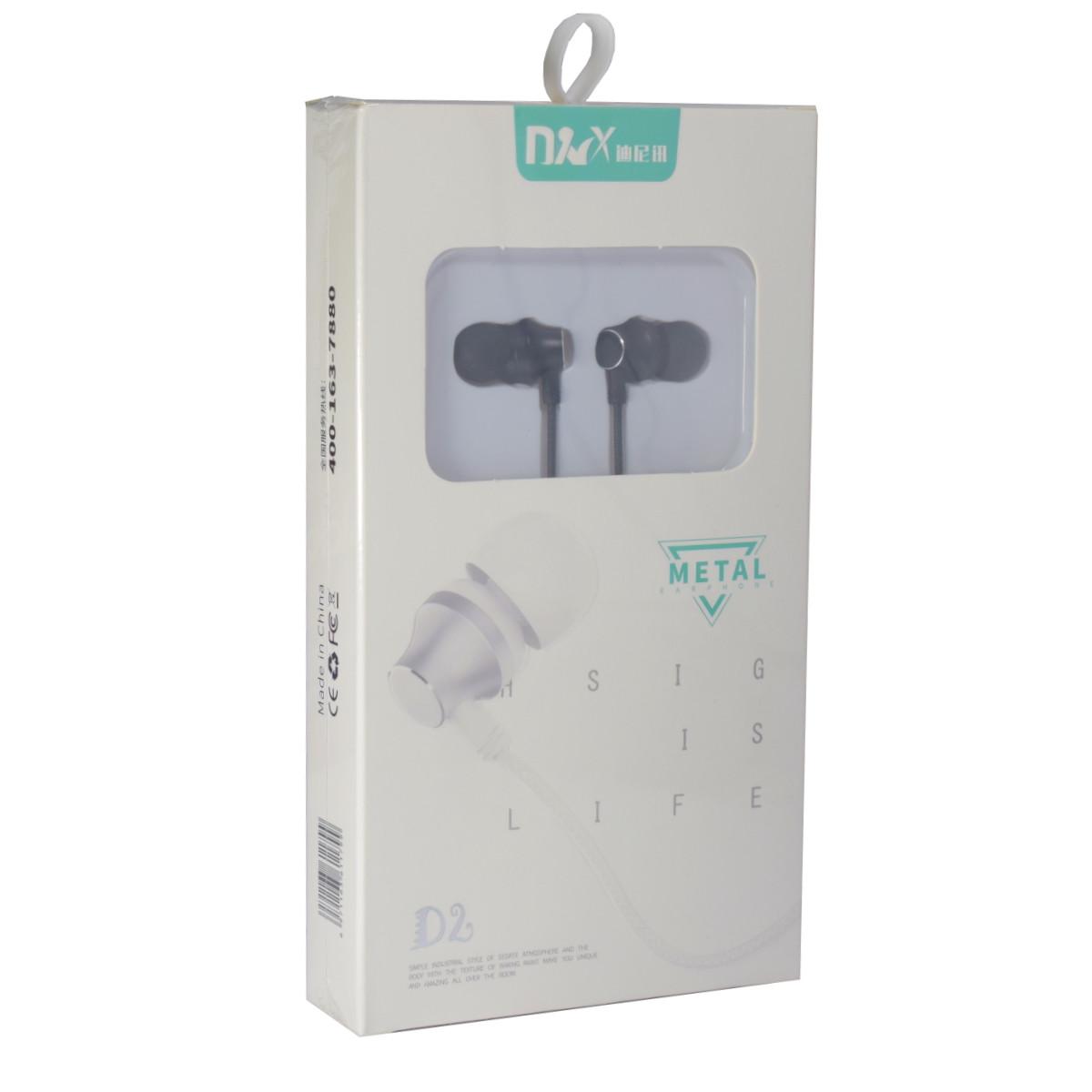 Навушники HF DNX, D2