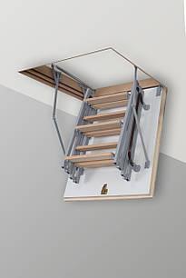 Чердачные лестницы Termo 26mm Metal 4S Бук Altavilla