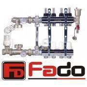 Коллектор Fado (Италия) на 2 контура