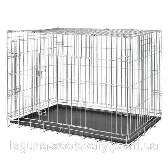 Клетка для собаки переносная  №5/116×86×77см