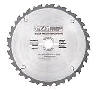 Пила CMT D300x30x2,8х1,8 20 зуб, строительная (Арт. 286.020.12M)
