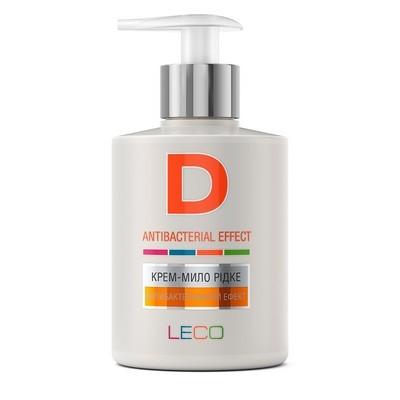 Крем-мыло жидкое LECO Антибактериальный эффект