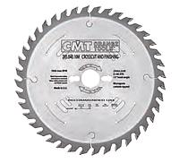 Диск CMT D250x20x3,2х2, 40 зуб, универсальный рез (Арт. 285.040.10H)