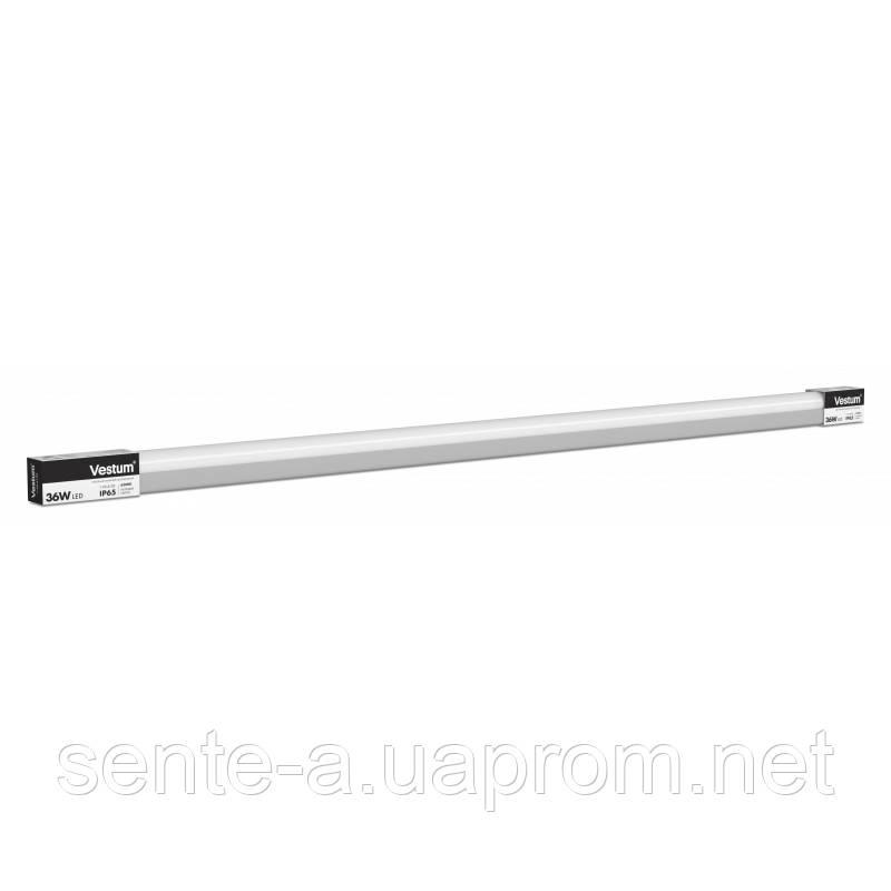 СВЕТИЛЬНИК ЛИНЕЙНЫЙ LED VESTUM 1,2М 36W 6500K 220V IP65