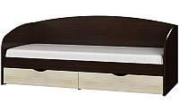Кровать детская с ящиками Комфорт