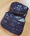 Детская демисезонная жилетка для мальчика на рост 86, 98 см, фото 2