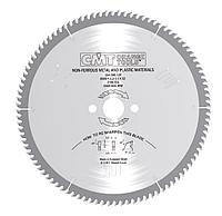 Пила CMT  160x20x2,2х1,6 24 зуб, для цветного металла и пластика (Арт. 284.160.24H)