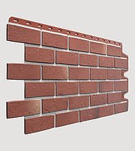 Фасадна панель Docke Berg рубінова (цегла)