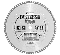 Пила по металлу CMT D305х25,4х2,2х1,8 Z80, нержавеющая сталь (Арт. 226.580.12)